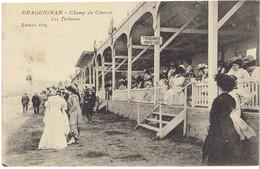 83 DRAGUIGNAN  Champs De Course Les Tribunes - Draguignan