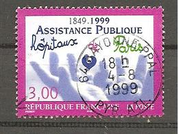 FRANCE 1999 Y T N ° 3216   Oblitéré - France