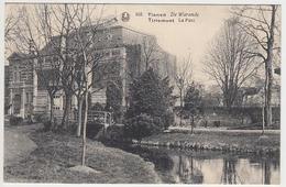 Tienen - De Warande - Tirlemont 1921 - Tienen