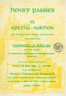13. Passier  Auktion 1964 - Auktionskataloge