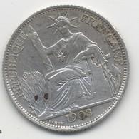 INDOCHINE FRANÇAISE 20 Cent   1903 Paris - Kolonien