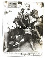 PHOTO - CYCLISME-TOUR DE FRANCE 1950 - ABDEL KADER ZAAF (20 Cm X 15cm) - Cycling