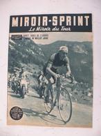 Le Miroir Du Tour > 23.7.1953 Vélo-Ruby-Football-Athlétisme-Boxe- Grands Nom De Cette époque,Bobet Maillot Jaune - Sport