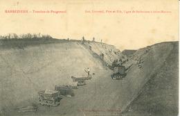 Barbezieux-Tranchée De Peugemard-Entreprise Locussol,Père Et Fls - Autres Communes