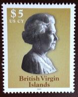 British Virgin Islands 2003 Queen MNH - British Virgin Islands