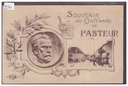 SOUVENIR DU CENTENAIRE DE LOUIS PASTEUR - TB - Prix Nobel