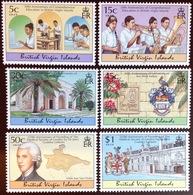 British Virgin Islands 1998 Anniversaries MNH - British Virgin Islands