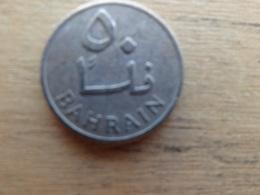 Bahrein  50  Fils  1965  Km 5 - Bahrain