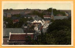 Bousval - Panorama - Edit. A. ROCH SERET - 1965 - Oblit. BOUSVAL Sur Abbaye Affligem - Cp Glacée Et Colorisée - Genappe