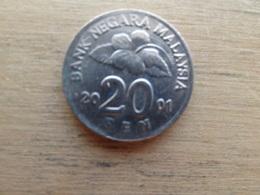 Malaysie  20  Sen  2001  Km 52 - Malaysie