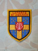 Ecusson à Coudre De Laferté-sur-Amance (52) - Patches