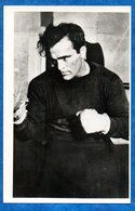 Sports- Boxe -  Marcel  CERDAN , Série Equipes Et Champions - Carte Photo  N° 500 - Ed Raoul Diagne-  Nice     CPA - Boxe