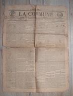 LA COMMUNE : 03 NOVEMBRE 1880  N° 44 . DIRECTEUR POLITIQUE FELIX PIAT . - LOUISE MICHEL ..Etc - Giornali
