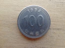 Koree Du Sud  100  Won  1994  Km 35.2 - Corée Du Sud