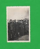 Cappellano Militare Michelangelo Rubino ? San Giorgio Sora Frosinone  Regio Esercito 1939 Old Photo Soldiers Uniform - Guerre, Militaire