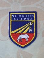 Ecusson à Coudre De Saint-Martin-de-Crau (13) - Patches