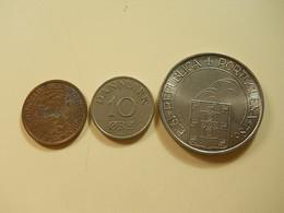 3 Pieces * Lot Nº14 - Monedas & Billetes