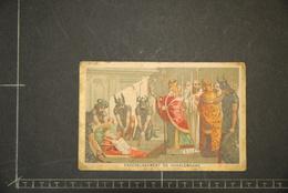 Chromo Et Image, Chromo, Chocolat L Revault Ensevelissement De Charlemagne - Chromos