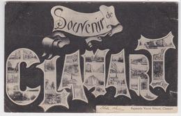 """92 - Clamart - Fantaisie """" Souvenir De Clamart """" - Clamart"""