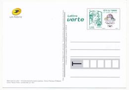 """FRANCE => Carte Postale Neuve """"Le Timbre Fête L'Air"""" - Fête Du Timbre 2013 - Entiers Postaux"""