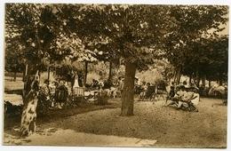 64 : GUETHARY - HOTEL ESKUALDUNA, JARDIN OMBRAGE - Guethary