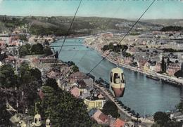 BELGIUM - Namur 1960 - Le Telepherique Vue Prise De La Citadelle - Namur