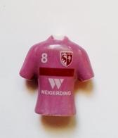 Fève F.C Metz  Les Belles Années ASNL Maillot Johansen N°8 - Sports