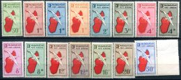 Madagascar                    PA  1/14  ** - Madagascar (1889-1960)