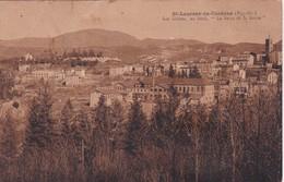 66 / SAINT LAURENT DE CERDANS / LES USINES / AU FOND LA SERRA DE LA GARCE - Other Municipalities