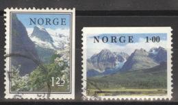 Norwegen 771/72 O - Norwegen
