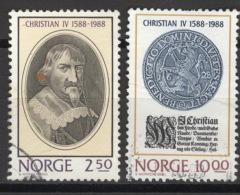 Norwegen 1001/02 O - Norwegen