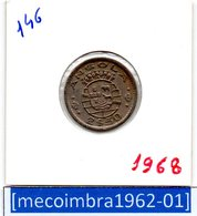 [*146*] - Ex/Colonia Angola Portuguesa 2,50 Escudos 1968 Angola Portuguesa - Colonia - Angola