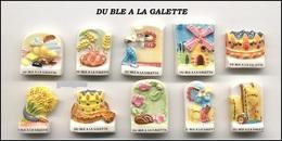Série Complète - Du Blé à La Galette - 1999 - Charms