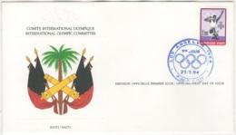 République  D'Haïti.  FDC Du 27/7/1984. - Haïti