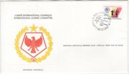 Republik Indonesia.  FDC Du 28/7/1984. - Indonésie