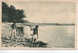 I.LES CAROLINES  6 PECHE - Cartes Postales