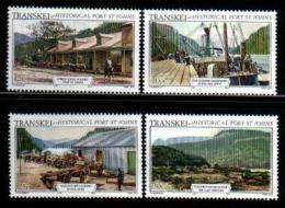 TRANSKEI, 1986,  MNH Stamp(s), Port St. John,   Nr(s) 180-183 - Transkei