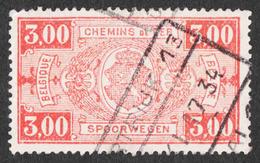 Belgium - Scott #Q160 Used - Parcel Post & Railway Stamps - Railway