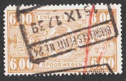 Belgium - Scott #Q164 Used - Parcel Post & Railway Stamps - Railway