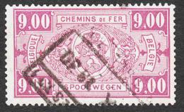 Belgium - Scott #Q167 Used - Parcel Post & Railway Stamps - Railway