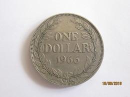 Liberia 1$ 1966 - Liberia
