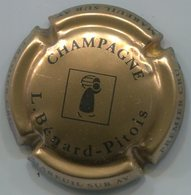 CAPSULE-CHAMPAGNE BENARD-PITOIS N°09a Or-bronze & Noir - Champagnerdeckel