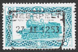 Belgium - Scott #Q318 Used - Parcel Post & Railway Stamps - Chemins De Fer
