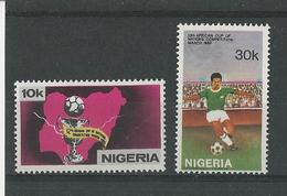 180030677  NIGERIA  YVERT  Nº  374/5  **/MNH - Nigeria (1961-...)