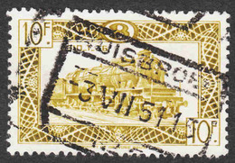 Belgium - Scott #Q320 Used - Parcel Post & Railway Stamps - Chemins De Fer