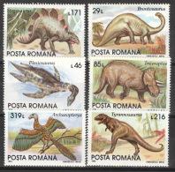 Rumänien 4911/16 ** Postfrisch - 1948-.... Republiken