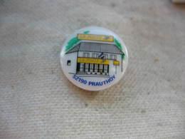 Pin's En Porcelaine Du Bureau De Poste De La Commune De PROTHOY (Dep 52) - Mail Services