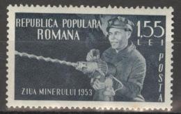 Rumänien 1443 ** Postfrisch - Unused Stamps