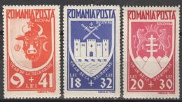 Rumänien 746/48 ** Postfrisch - Ungebraucht