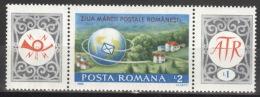 Rumänien 4567Zf ** Postfrisch - Ungebraucht